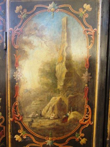 Rare 18th century uzès cabinet -