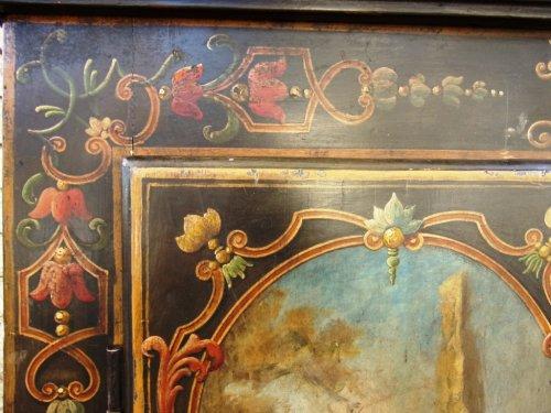 - Rare 18th century uzès cabinet