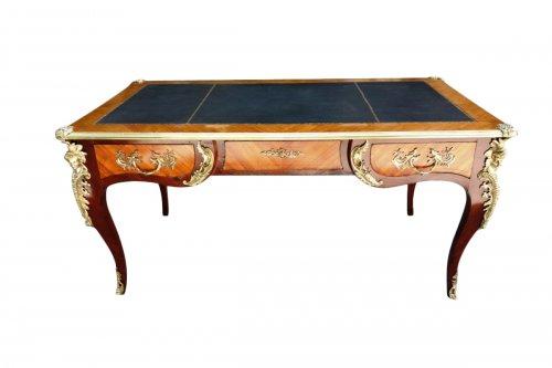 Louis XV Cressent style desk