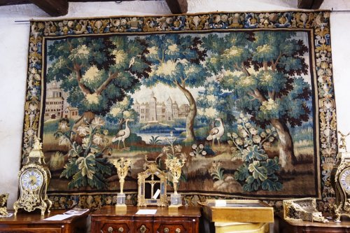 Tapestry & Carpet  - Aubusson Tapestry