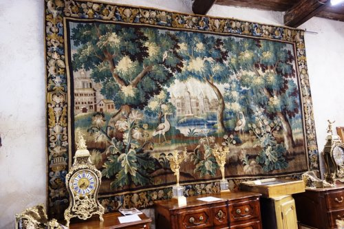 18th century - Aubusson Tapestry