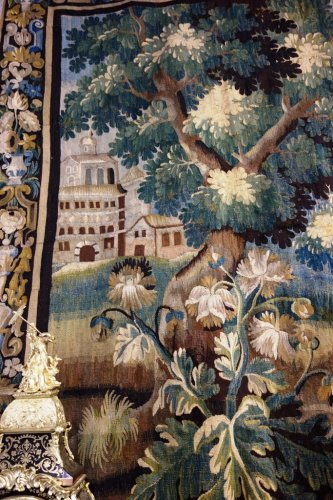 Aubusson Tapestry  - Louis XIV