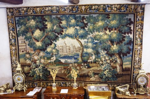 Antiquités - Aubusson Tapestry