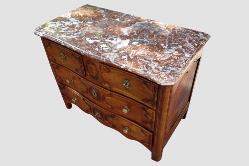 - Commode parisienne stamped Fromageau, XVIIIe