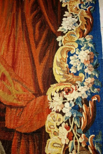 Antiquités - Aubusson tapestry: Judith and Holofernes, 17th century