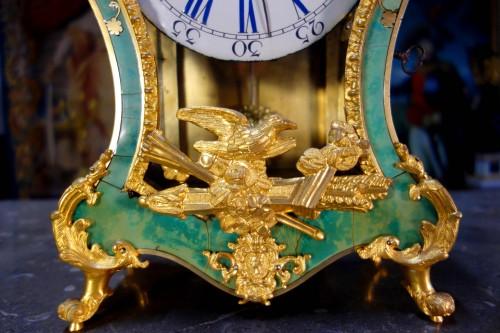 Green Horn Engagement Cartel - Louis XV