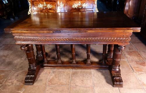 """Second Renaissance """"portico"""" table, after Jacques Androuet du Cerceau - Furniture Style Renaissance"""