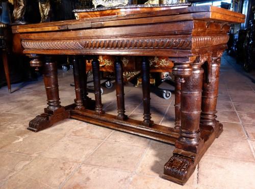 """Furniture  - Second Renaissance """"portico"""" table, after Jacques Androuet du Cerceau"""