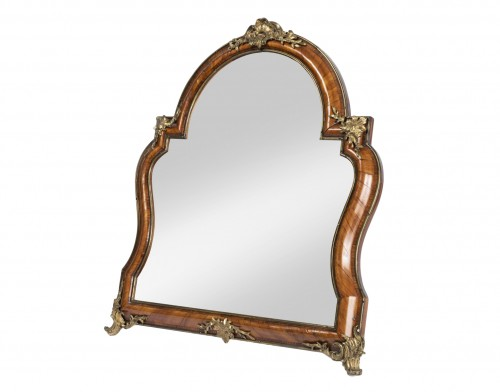 French Louis XV table mirror