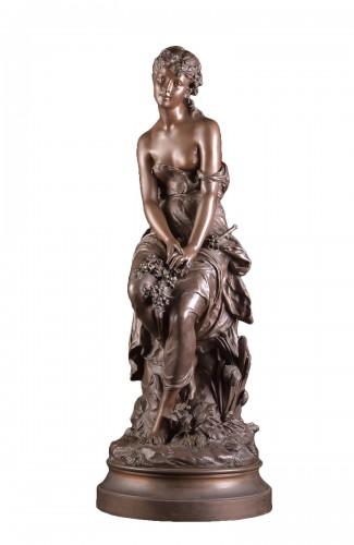 Le Rêve (The dream) - Hippolyte François Moreau (1832-1927)