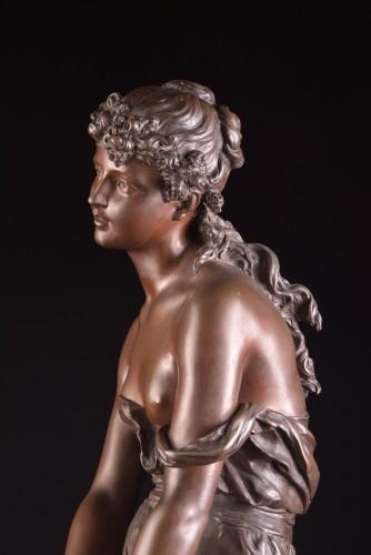 Sculpture  - Le Rêve (The dream) - Hippolyte François Moreau (1832-1927)