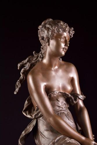 Le Rêve (The dream) - Hippolyte François Moreau (1832-1927) - Art nouveau