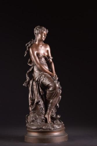 Art nouveau - Le Rêve (The dream) - Hippolyte François Moreau (1832-1927)
