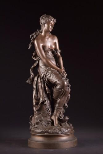 Antiquités - Le Rêve (The dream) - Hippolyte François Moreau (1832-1927)