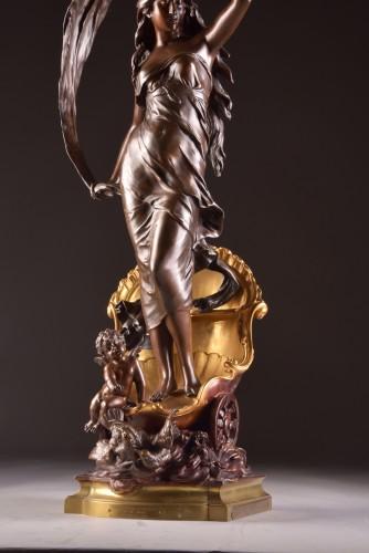 Le char de l'aurore -  Louis Auguste Moreau circa 1880 -
