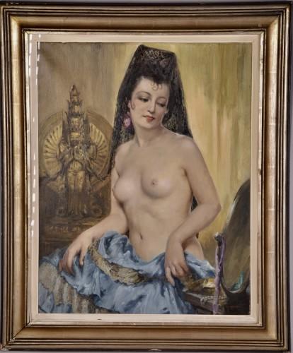 Charles Van Roose (1883-1960), Spanish beauty -