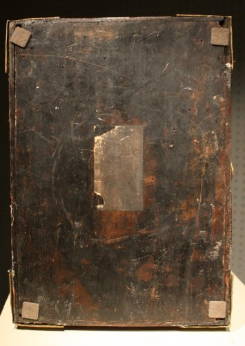Antiquités - 17th century Tortoiseshell case, Antwerp, Louis XIV period