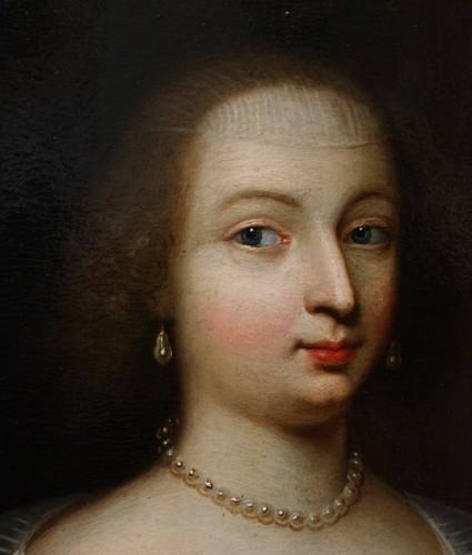 Portrait of Marie de Bourbon-Montpensier, Workshop of Beaubrun, circa 1625 -