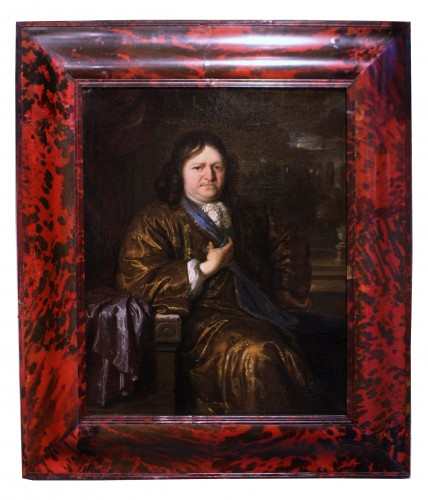 Portrait of a Gentleman, signed Carel de Moor (1655-1738), dated 1690