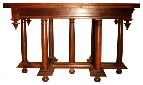 16th Century Renaissance Walnut Table
