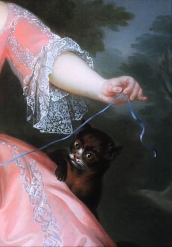 Presumed Portrait of Marie-Anne-Victoire de Bourbon, Pierre Gobert's Studio -