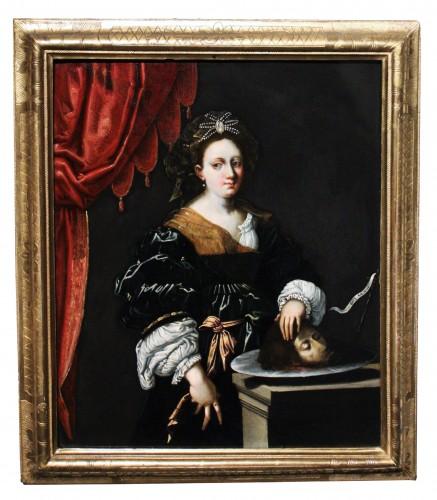 Early 17th c. Verona school oil on slate - Paintings & Drawings Style