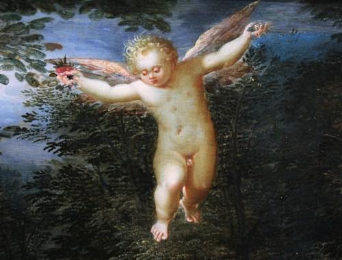 Louis XIII - Putti dancing - attributed to Hendrick van Balen