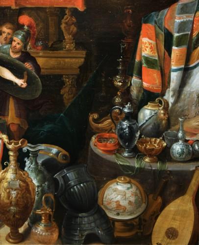 Daughters of Lycomedes, workshop of Frans Francken the Younger (1581-1642) -