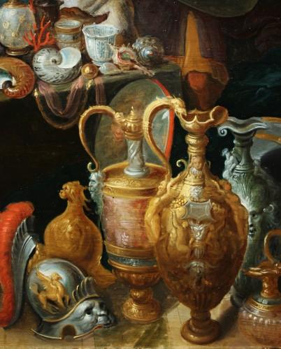 Antiquités - Daughters of Lycomedes, workshop of Frans Francken the Younger (1581-1642)