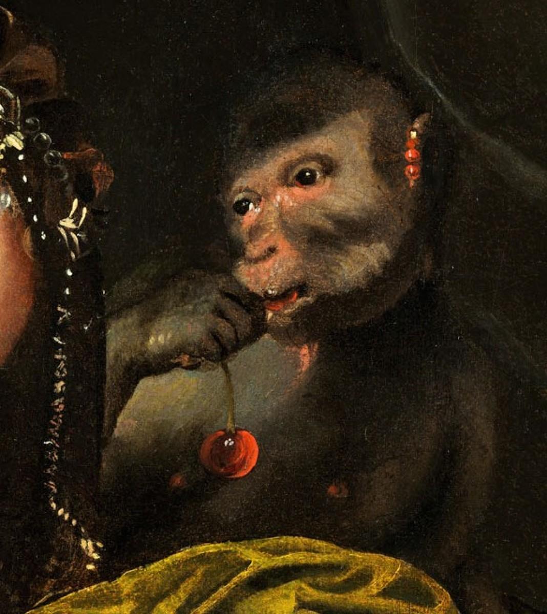 Gout 1632Xviie À Attribué AJanssens1575 Allegorie Du jzpUqGSLMV
