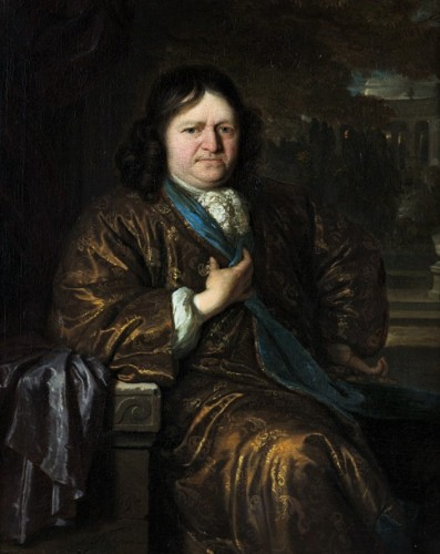 Portrait of a Gentleman - Carel de Moor (1655-1738)