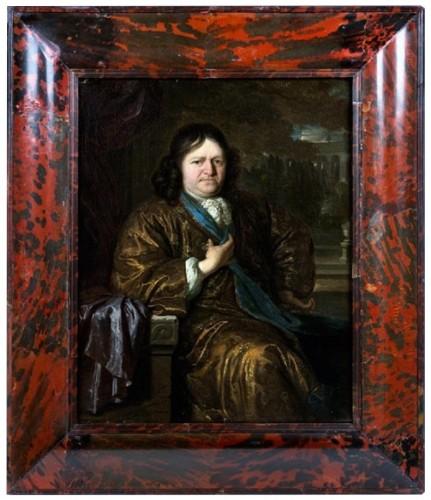 Portrait of a Gentleman - Carel de Moor (1655-1738) - Paintings & Drawings Style Louis XIV