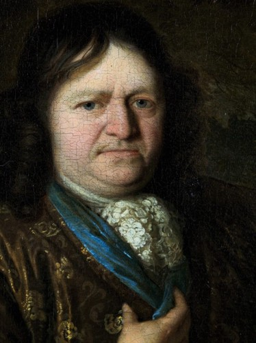 Paintings & Drawings  - Portrait of a Gentleman - Carel de Moor (1655-1738)