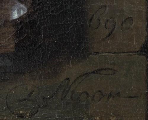 Portrait of a Gentleman - Carel de Moor (1655-1738) -