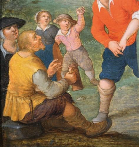 Allegory of summer, attributed de Louis de Caullery (1580-1622) -