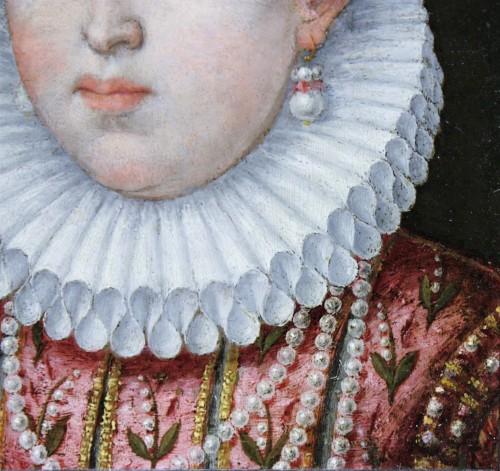 Portrait of Marguerite de Gonzague, attributed to Lavinia Fontana, c. 1578 - Renaissance