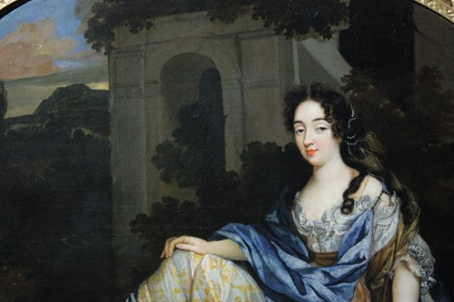 Paintings & Drawings  - Portrait Of Louise De Keroualle, Attributed To Henri Gascard, Circa 1670