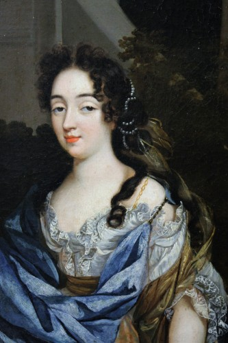 17th century - Portrait Of Louise De Keroualle, Attributed To Henri Gascard, Circa 1670