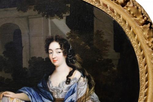 Louis XIV - Portrait Of Louise De Keroualle, Attributed To Henri Gascard, Circa 1670