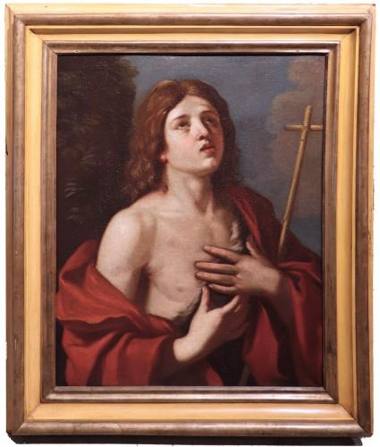Saint John The Baptist - Cesare Gennari (1637-1688)