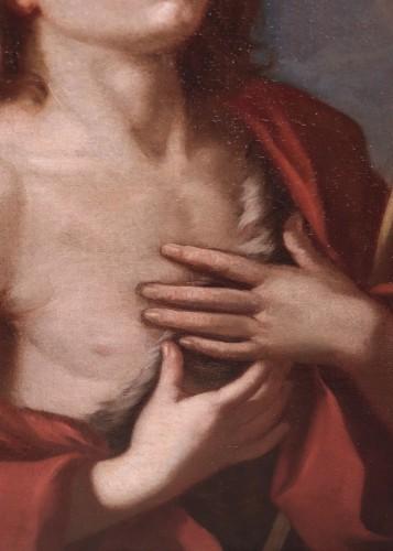 17th century - Saint John The Baptist - Cesare Gennari (1637-1688)