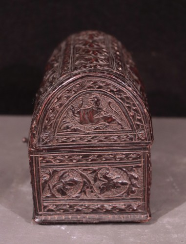 Leather Box, Italy 16th Century -