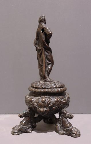 Bronze Inkwell, Padua 16th Century - Renaissance
