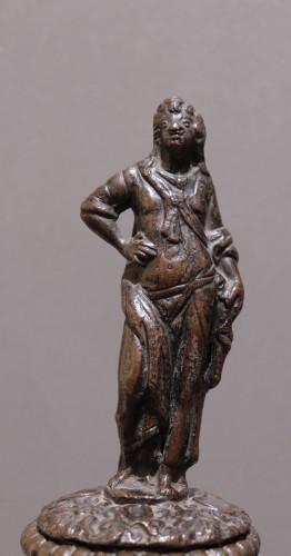 Renaissance - Bronze Inkwell, Padua 16th Century