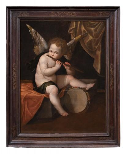 Francesco Vecellio (ca 1475-1560 Ca) - Angel Musician