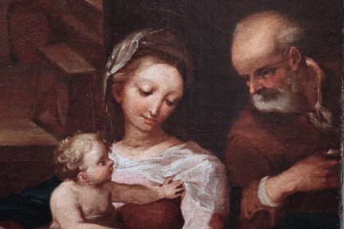 Ventura Salimbeni (Siena 1568-1613) - Holy Family - Renaissance