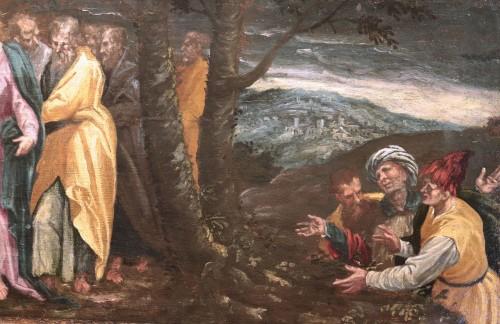 Paintings & Drawings  - Resurrection Of Lazarus - Pauwels Francken (1540 -1596)