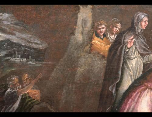 Resurrection Of Lazarus - Pauwels Francken (1540 -1596) -