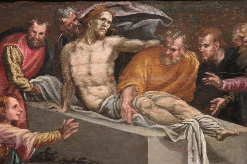 <= 16th century - Resurrection Of Lazarus - Pauwels Francken (1540 -1596)
