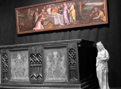 Resurrection Of Lazarus - Pauwels Francken (1540 -1596) - Renaissance
